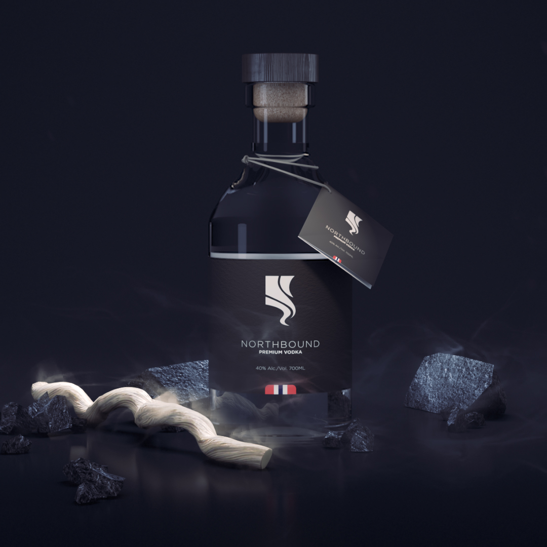 Northbound – Premium Vodka